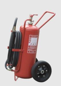 hasicí přístroj práškový
